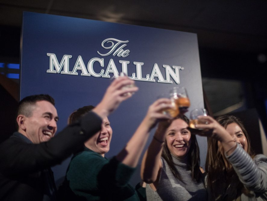Toast The Macallan Pop-Up Events