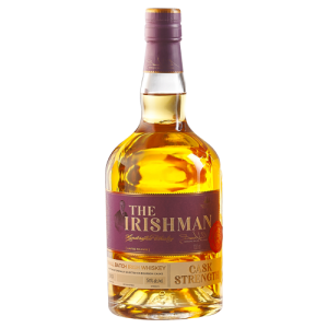 The Irishman Rare Cask Strength