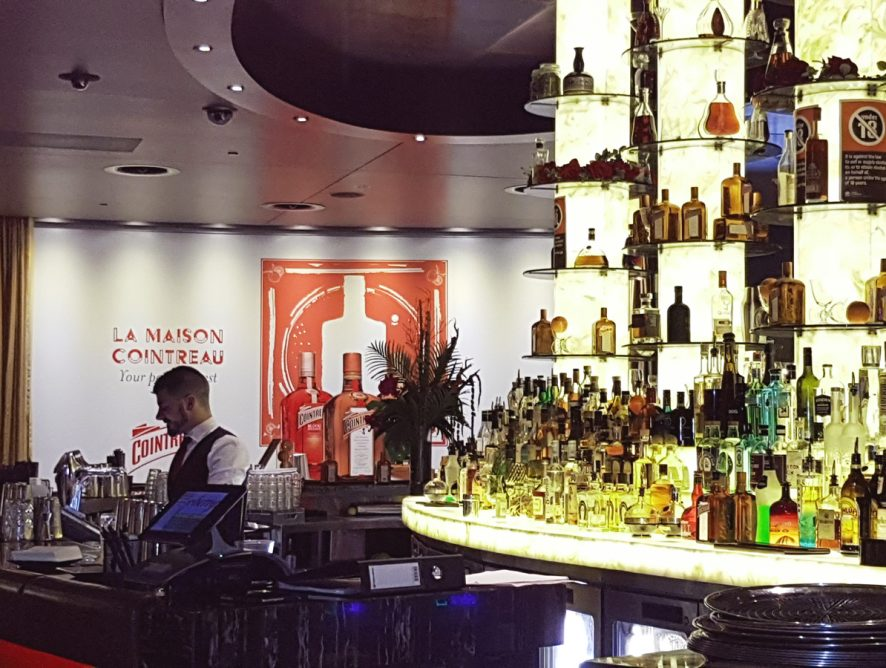 Cointreau Lounge at Cherry Bar, The Star Casino, Sydney