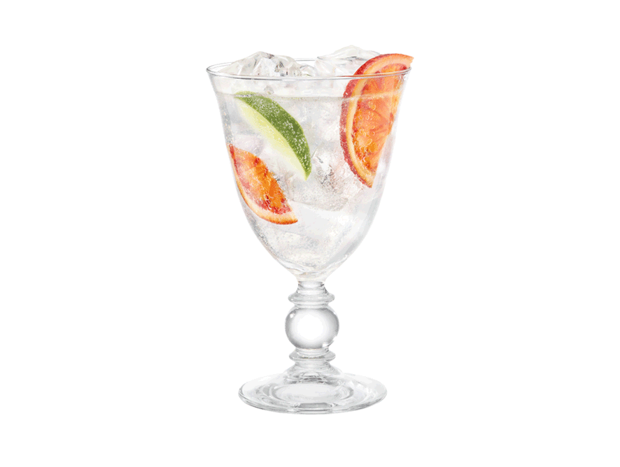 Cointreau Blood Orange Fizz