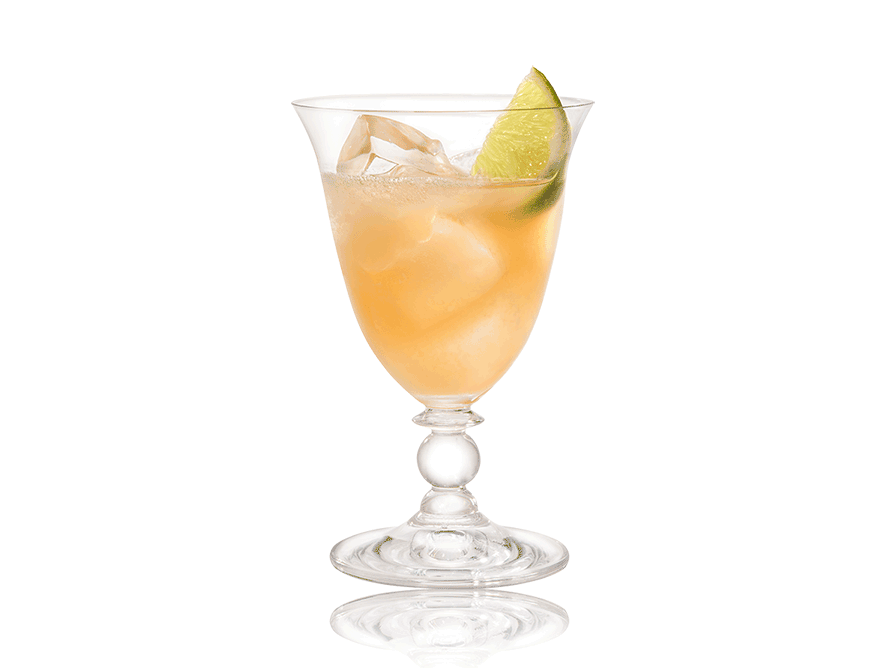 Cointreau Noir Apple Soda
