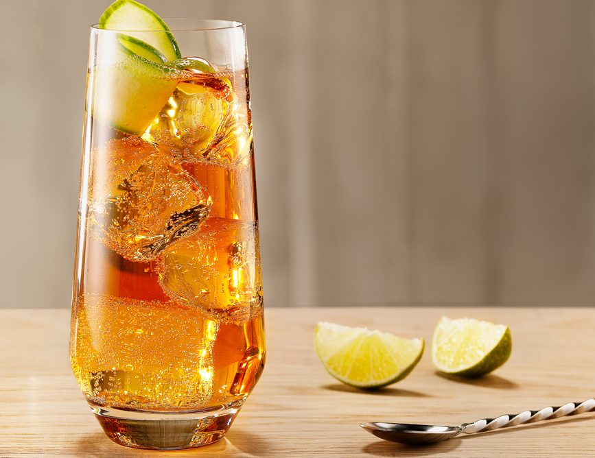 Metaxa Ginger Rock