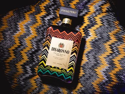 Drink in style with Disaronno - Missoni Limited Edition