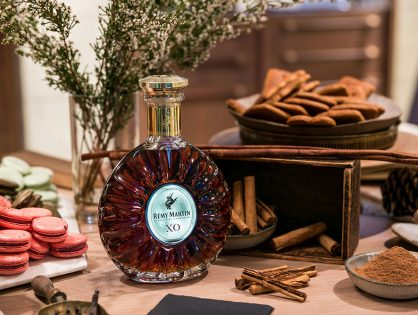 Revealing the Opulence of an Extra Old Cognac