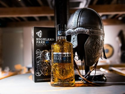 """The one word that describes Highland Park whisky """"FAN`VIKING´TASTIC"""""""