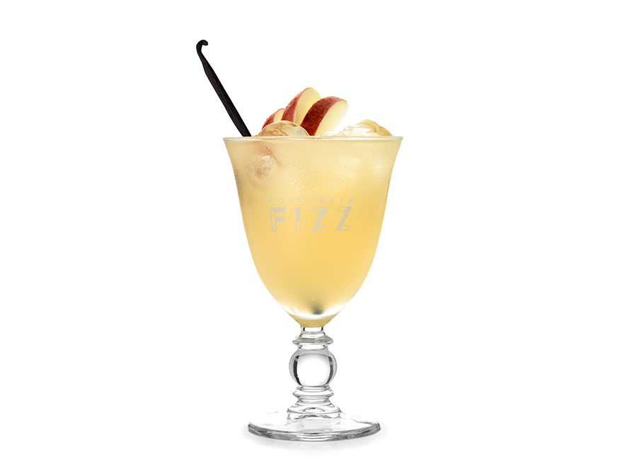 Cointreau Vanilla and Apple Fizz