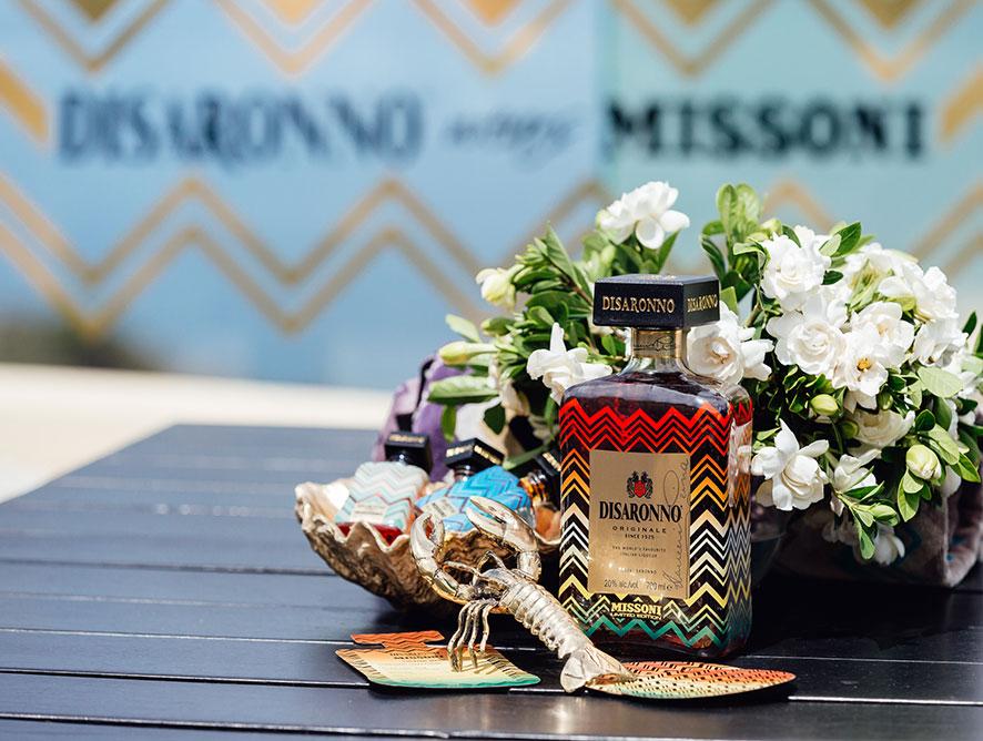 Disaronno Wears Missoni Sydney launch