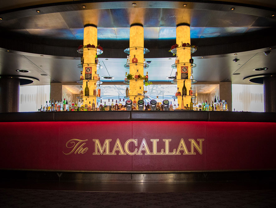 The Macallan Lounge at Cherry Bar, The Star