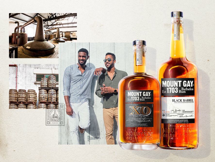 """Rum-spect"" - world's first Rum turns 315 years old"