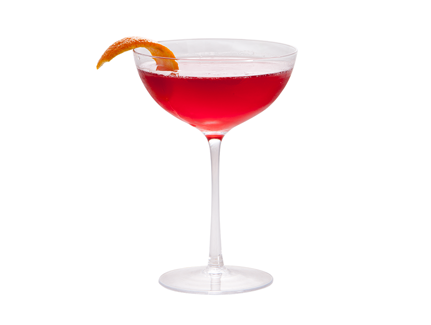 Metaxa Wild Cosmo Cocktail