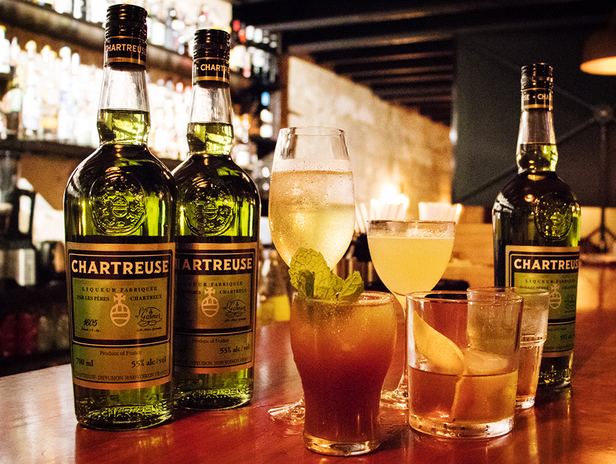The Mysterious Alchemy of Chartreuse