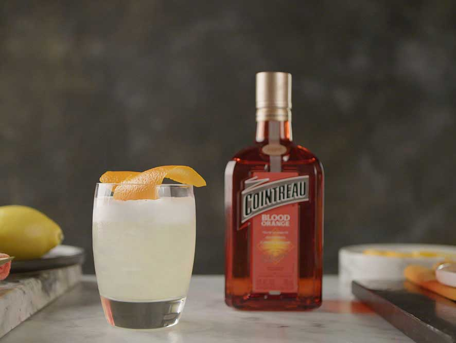 Cointreau Blood Orange Sour