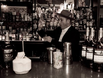 From Globe-trotting bartending to Spirits selling