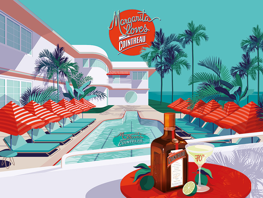 Margarita Loves Cointreau Pop-Up Venues