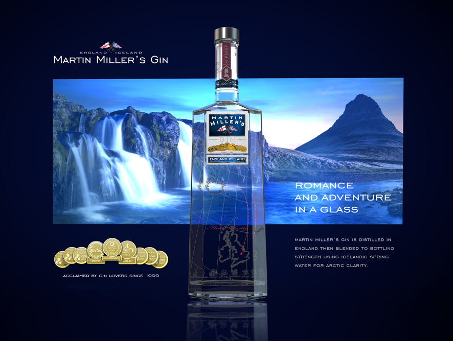 Martin Miller's Gin leading the Gin Renaissance
