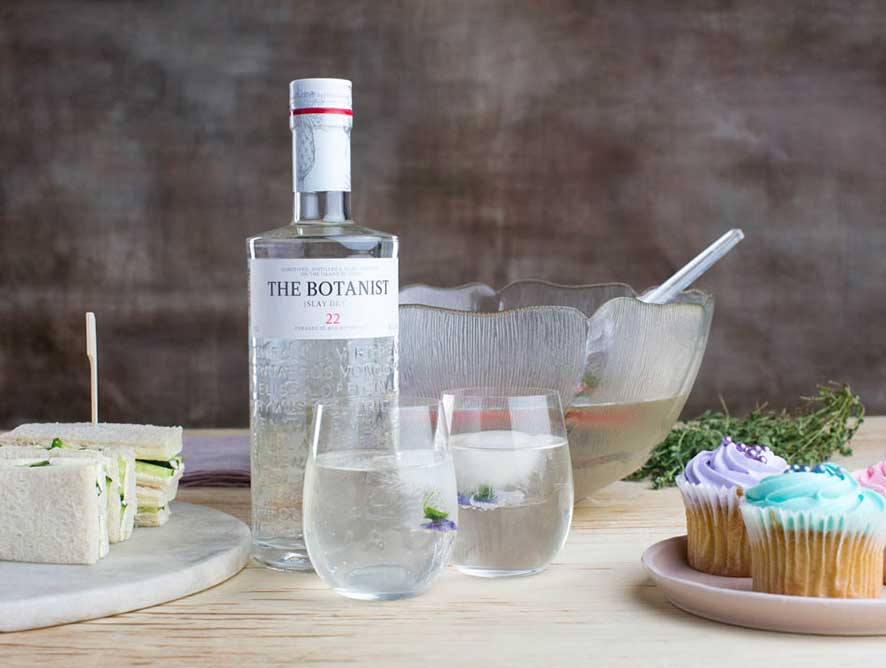The Botanist Spring Punch