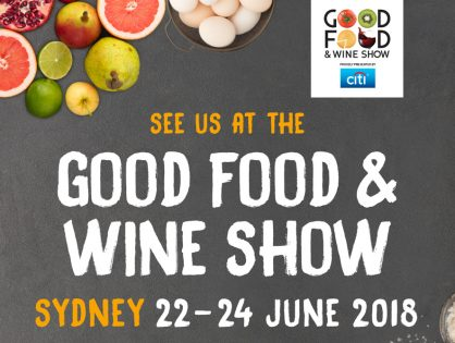Fiorente and Passoã at Good Food & Wine Show Sydney