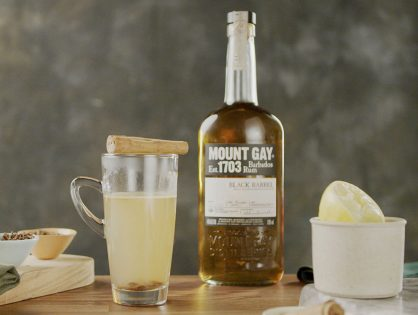 Mount Gay Hot Buttered Rum