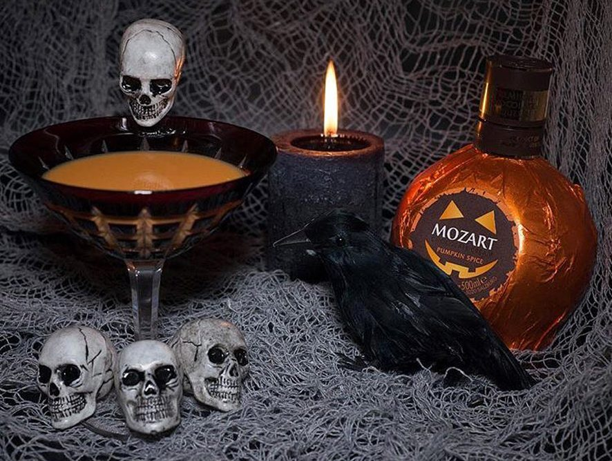 Wickedly Delicious Cocktails to Celebrate Halloween