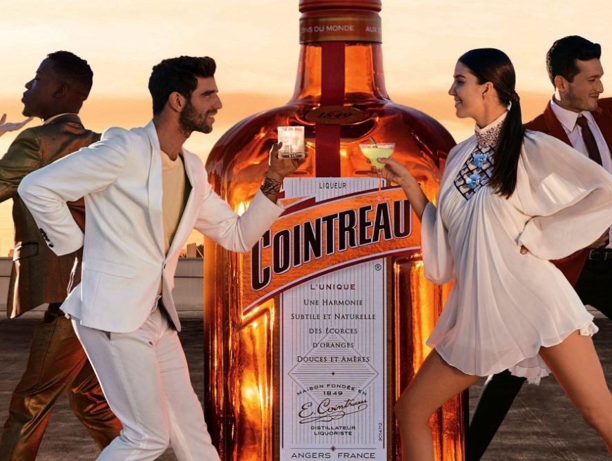 Cointreau Launches 'Art of The Mix' Campaign