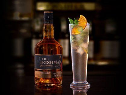 The Irishman, Ginger Beer and Mint