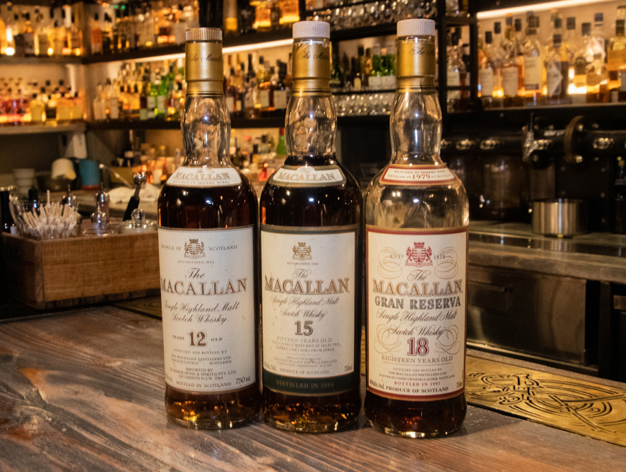 Taste The Macallan Rare and Fine Whiskies at the Mjolner in Sydney