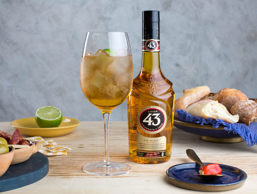 Licor 43 Ginger 43
