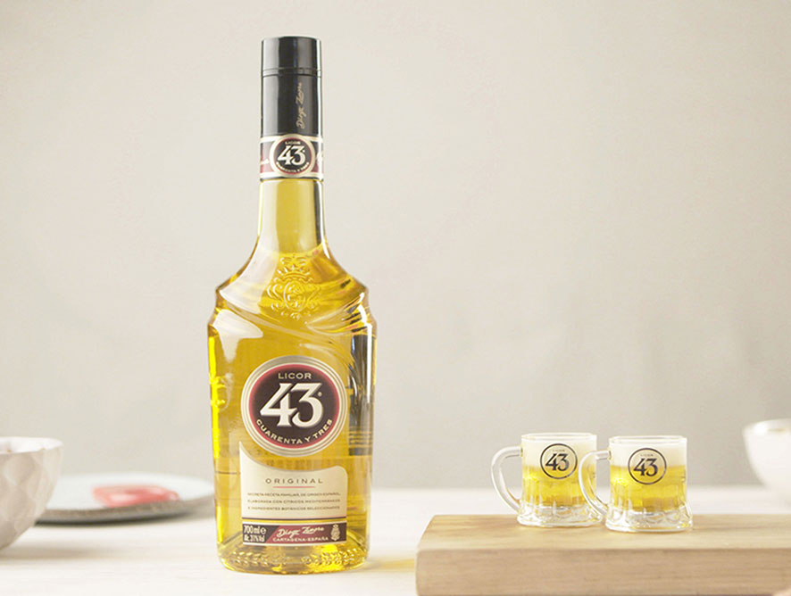 Licor 43 Mini Beer