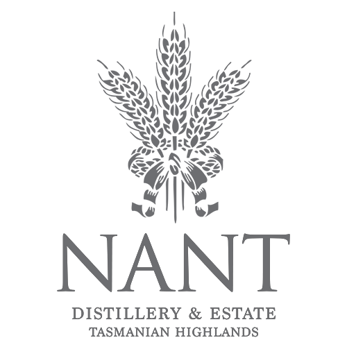 Nant Single Malt Whiskey Transparent Grey Logo