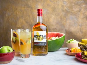 Mount Gay Rum Punch