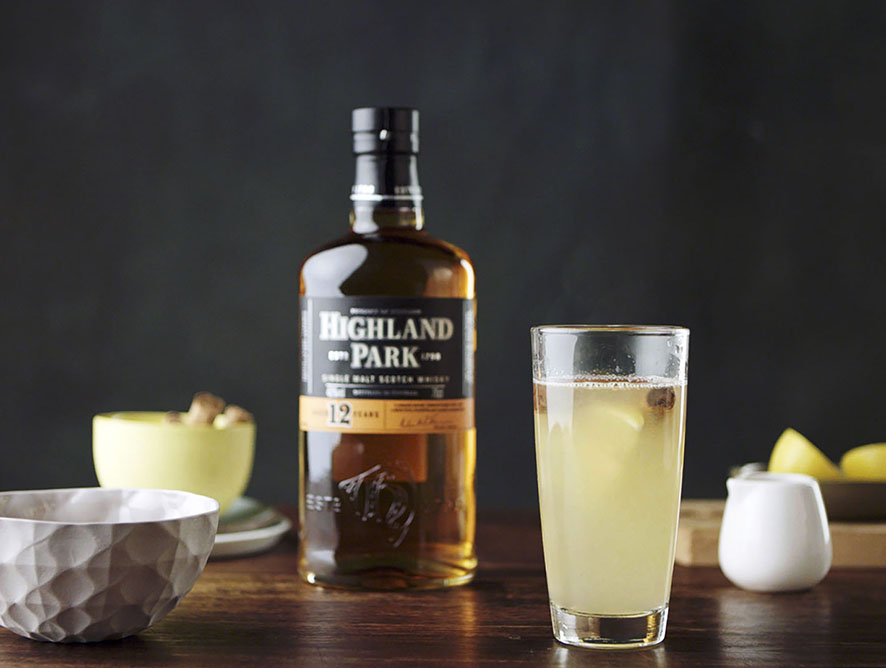 Highland Park Hot Toddy