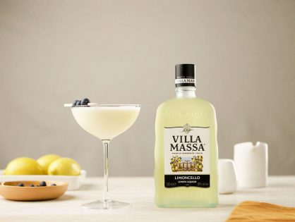 Villa Massa Lemon Cheesecake