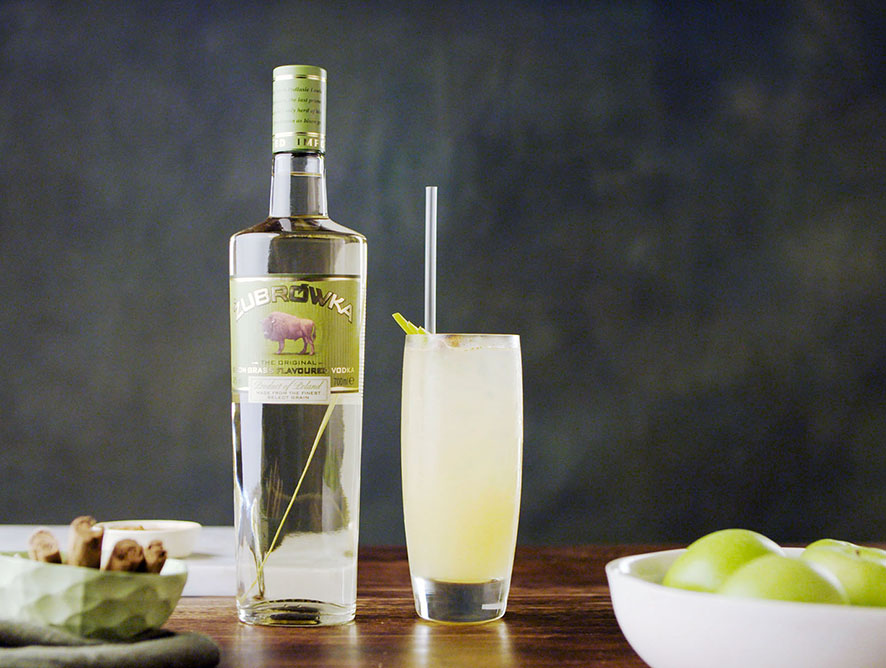 Zubrowka Apple Zu