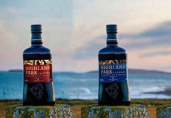 VALKNUT the second release of the Highland Park Viking Legend Series