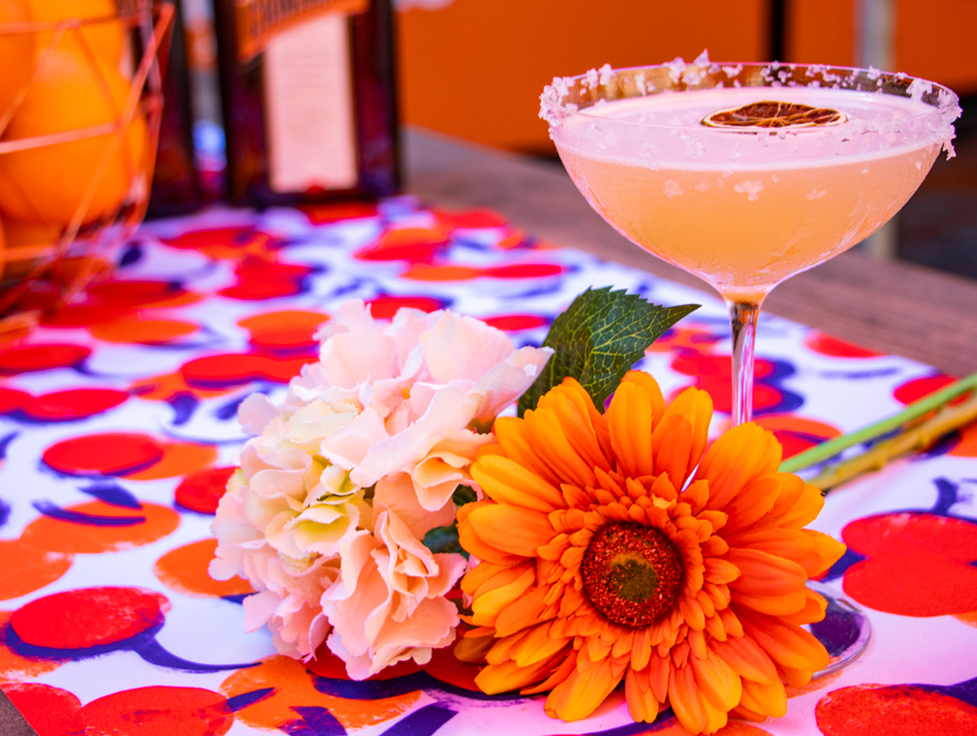 Swing into a Cointreau Pop-Up for a unique cocktail experience