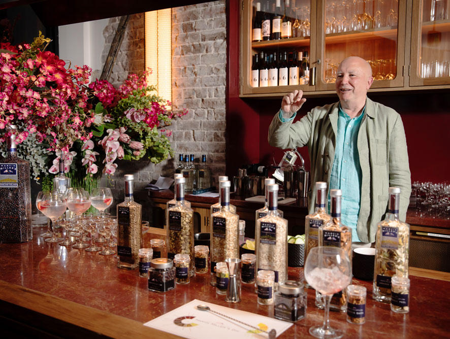 Martin Miller's Gin, born of love and obsession
