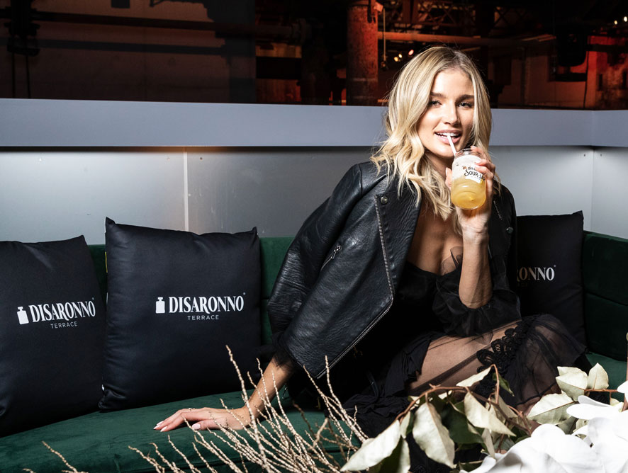 DISARONNO, a smash hit amongst fashionistas