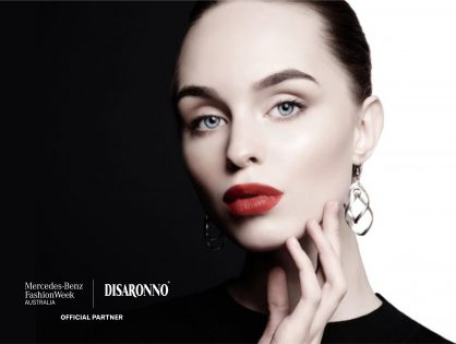 DISARONNO announces exclusive partnership with IMG/Mercedes-Benz Fashion Week Australia