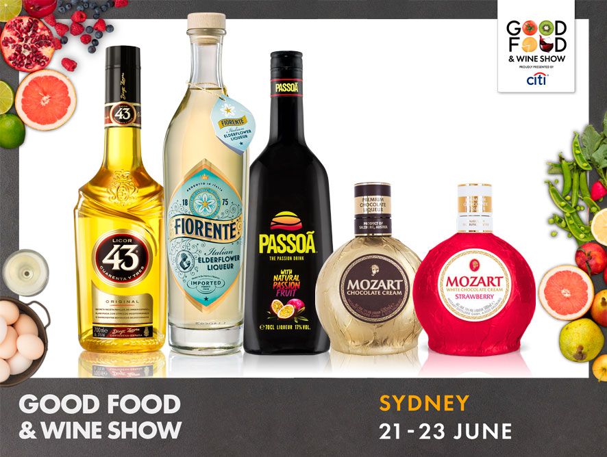 Discover new cocktails at Good Food & Wine Show