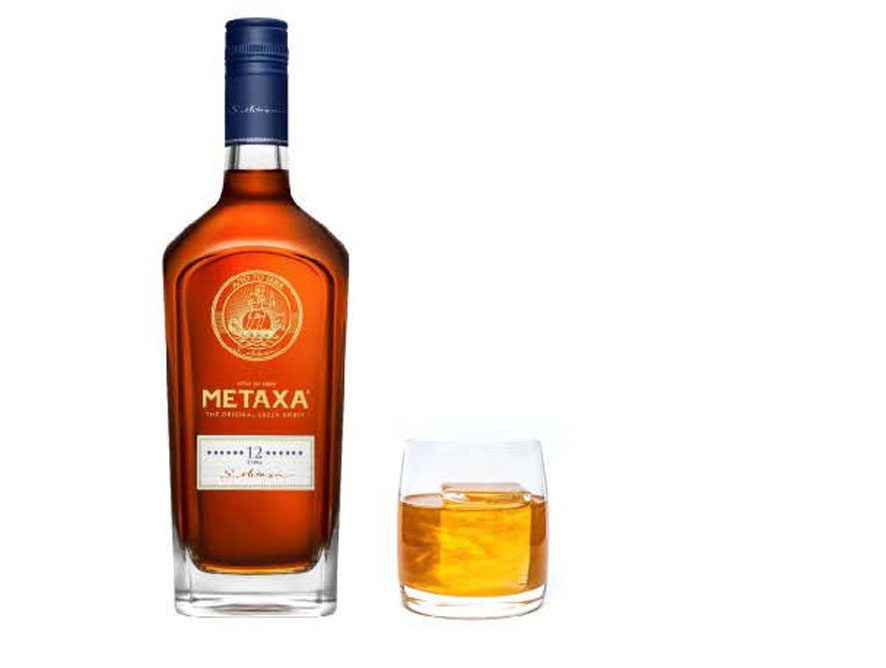 METAXA Fashioned