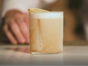 Disaronno Sour by Grazia