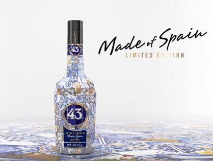 "LICOR 43 ""Made of Spain"" Art Limited Edition"