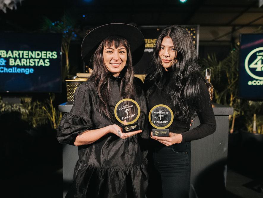 Australia wins Global Licor 43 Bartenders & Baristas Challenge