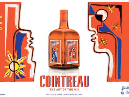 Cointreau celebrates 170 years with a limited edition by Vincent Darre