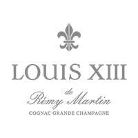 Louis XIII Cognac Transparent Grey Logo