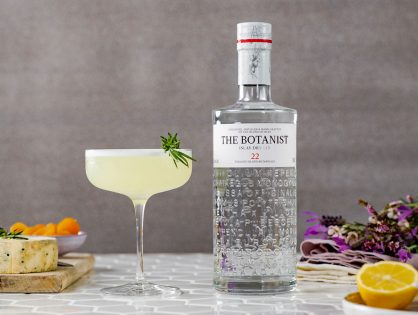 The Botanist Rosemary Sour