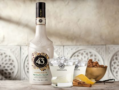Go Vegan with Licor 43 Horchata
