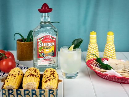 Sierra Silver Aloe Vera Margarita Cocktail Recipe