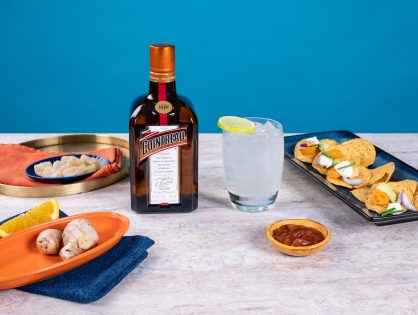 Cointreau Ginger Margarita Cocktail Recipe