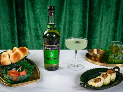 Chartreuse The Last Word Cocktail Recipe